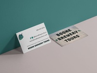 Boone Brewery Tours Business Card - Final Version