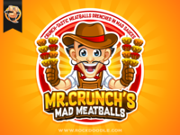 Mr. Crunch's Mad Meatballs