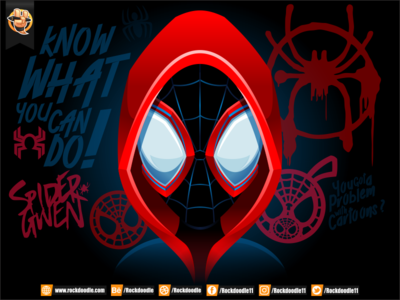 Spider Verse   Dribbble