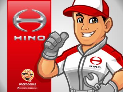 Hino Character