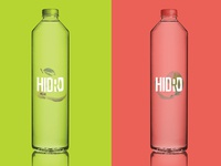 Packaging for a Flavored water