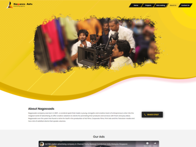 Nagassads Homepage