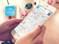 OuiHop App Experience Design