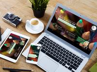 Alqomrah Corporate Website