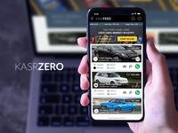 KasrZero Experience Design