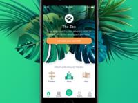 Zoo Ticket Booking App