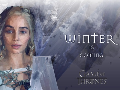 Hyped up for Game of Thrones!
