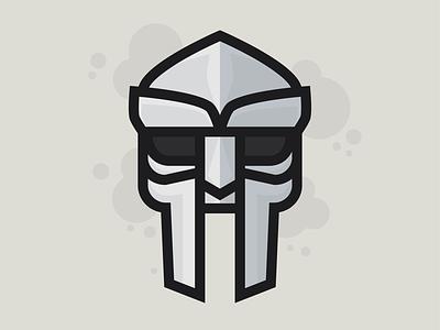 MF DOOM music rap hip hop mf doom drawing draw icon illustrate illustration identity brand badge design graphic design logo
