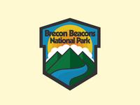 Brecon Beacons logo