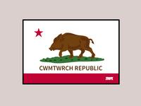 Cwmtwrch Republic - TMPL Clothing Co.
