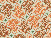 Leaf pattern 🍃