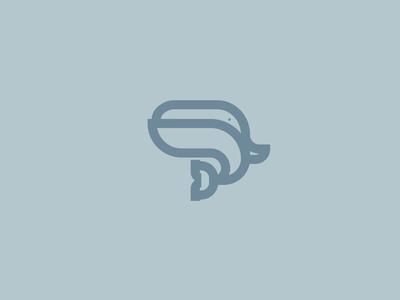 Whale logo 🐋