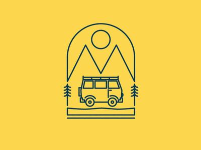 Quick van logo 🚐