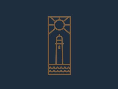 Quick lighthouse logo ⚓️