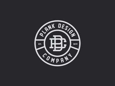 PDC monogram logo