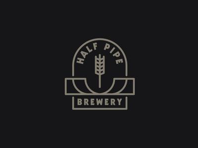 Half Pipe Brewery logo