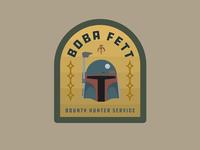 Boba Fett logo