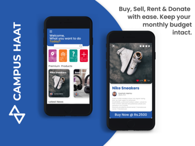 Product Buy,Sell and Rental Experience