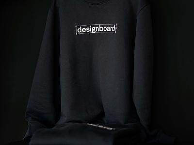 🥋 Designboard swag figma brand clothes sweatshirt product management branding logo swag