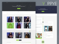 """Yappye"" Clean Shopping - PSD Template"