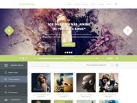 Homepage standard