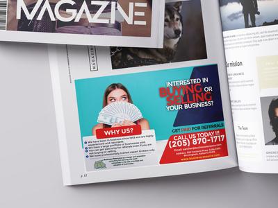 Magazine Advert