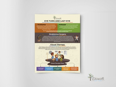 Brochure Design - Infographic