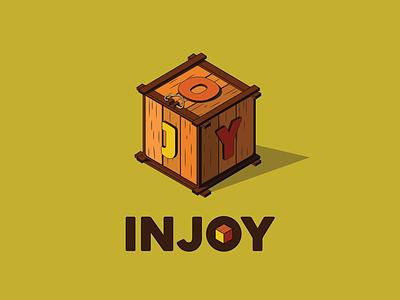 INJOY - Animation Studio georgia injoy illustration logo graphic design