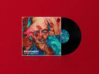 Radiohead - A Moon Shaped Pool Album Cover