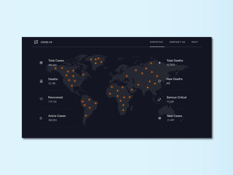 COVID-19 Web App