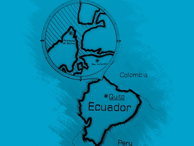 Story gathering trip to Ecuador
