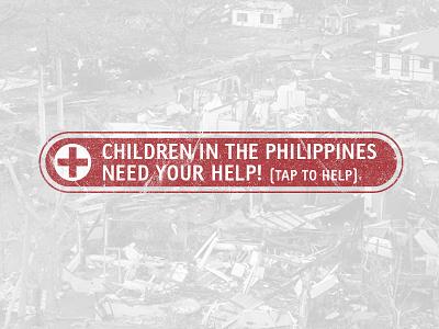 Quick Typhoon Haiyan Graphic for iPad Magazine 2/2 texture magazine destruction logo ipad typhoon