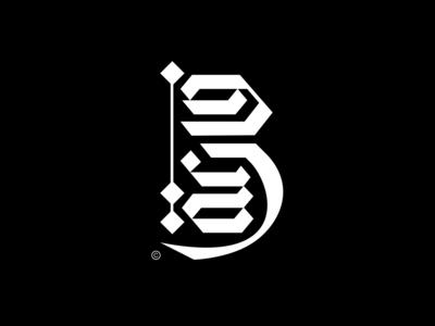 Calligraphy mark