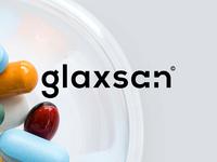Glaxsan word mark