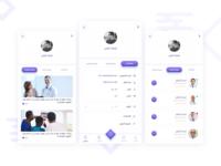 User Profile - Clinic app