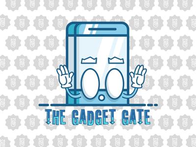 The Gadget Gate shopify store shopify theme mobile app design mobile art mobile icon mobile app mobile shopify typography logo branding design branding brandidentity brand