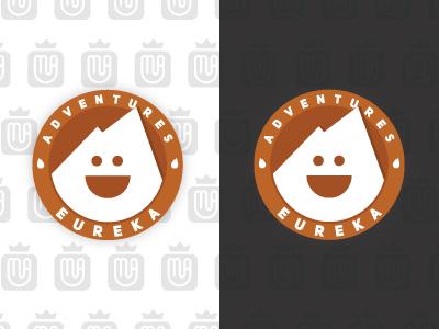Eureka Adventures Logo Concept 2