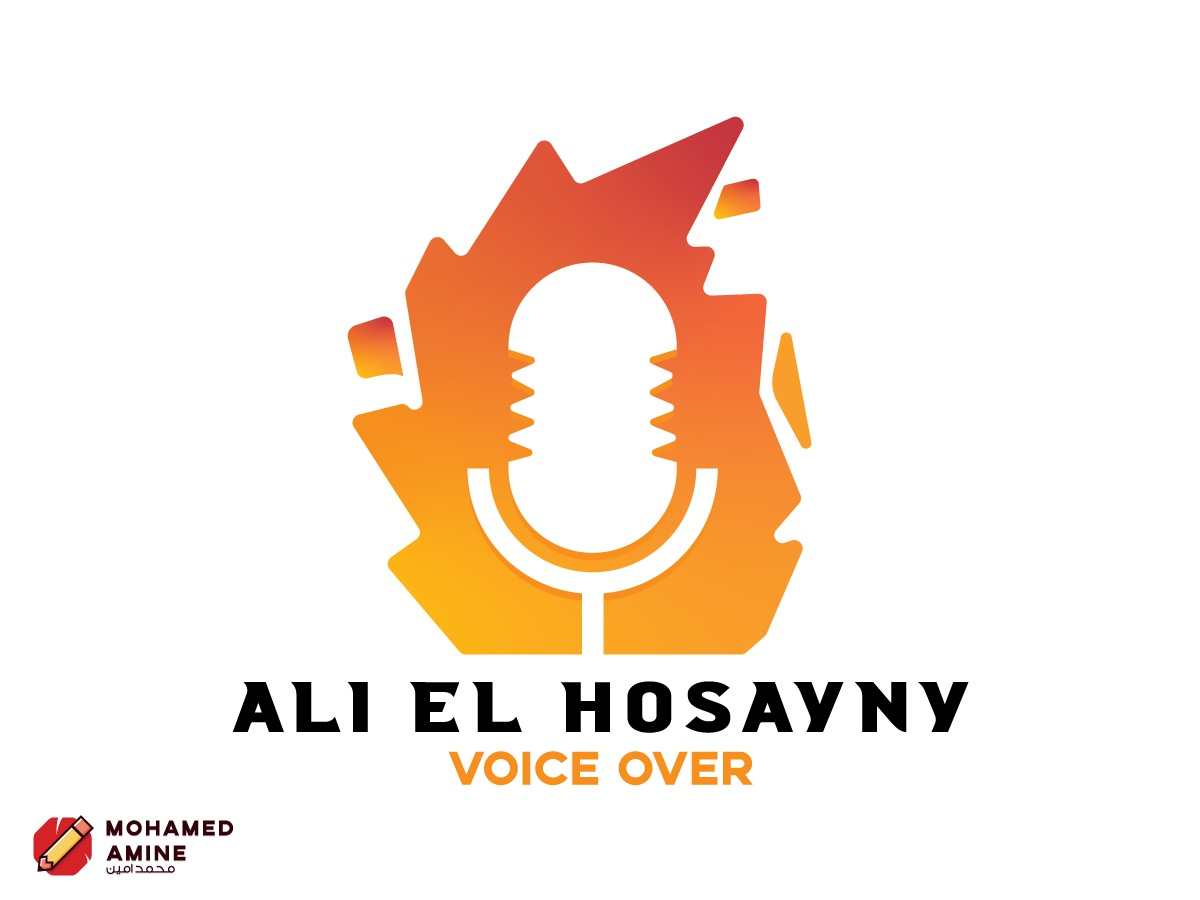 Voice Over Brand Idintity voice interface voice search voicemail voice recognition voice assistant voice fire voice icon voice over icon logo design branding design branding brand brandidentity