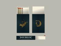 Double C Branding - Matchbox Concept