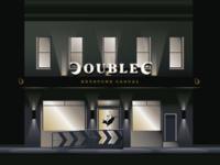 Double C Branding - Restaurant Rendering
