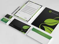 Green Leaf Corporate Identity