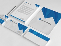Diamond Company Corporate Identity