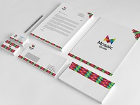 Mosaic Studio Corporate Identity