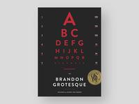 Brandon Grotesque Typeface