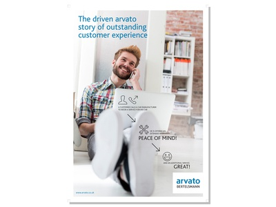 Driven Arvato Customer Experience