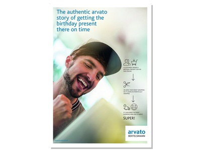 Authentic Arvato Customer Experience 2015