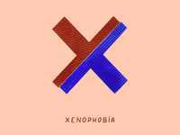 X for Xenophobia