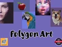 Polygon Art