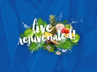 Live Rejuvenated