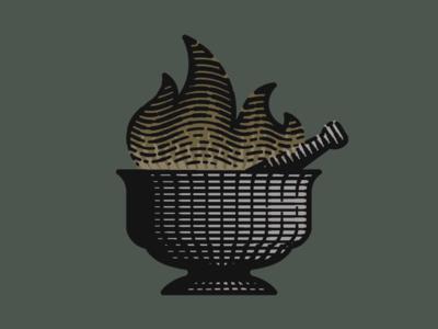 Apothecary Smoke Co. logo